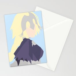 Joan of Arc - Ruler (Fate Grand Order) Stationery Cards