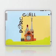 Parc Güell Laptop & iPad Skin