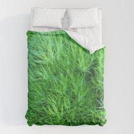 Dianthus Green Trick Comforters