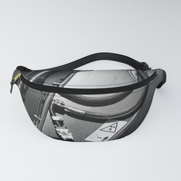 Arm of Power Industrial Hydraulic Digger System Fanny Pack