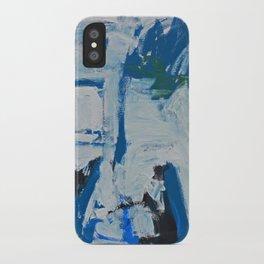Italian Blue iPhone Case