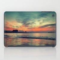 karu kara iPad Cases featuring In Beetween Night & Day by RichCaspian