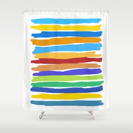 Edison #2 Shower Curtain