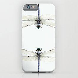 dragonfly #1 iPhone Case