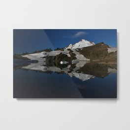 Morning Reflection Metal Print