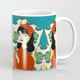 Found gentle, studied slow Coffee Mug