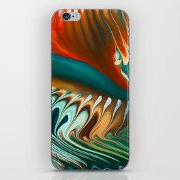 Minor Earth iPhone Skin