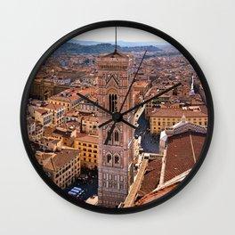 Campanile di Giotto Wall Clock