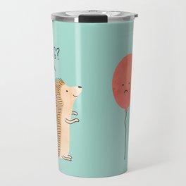 impossible love Travel Mug
