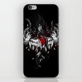 Phoenix from the ashes iPhone Skin