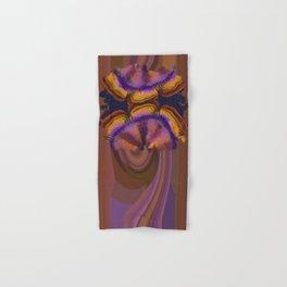 Trials Stripped Flower  ID:16165-063044-05320 Hand & Bath Towel