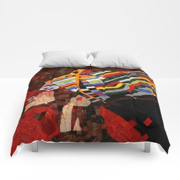 AFRICA QUEEN Comforters