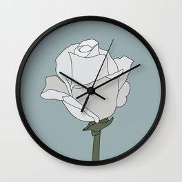 June Gloom Wall Clock