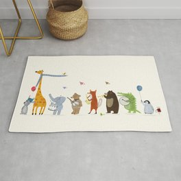 little parade Rug