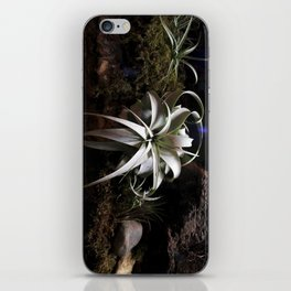Water Flower iPhone Skin