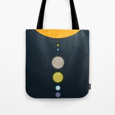 Our Planets Tote Bag