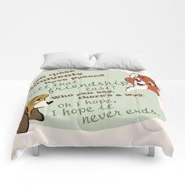Best of Friends Comforters