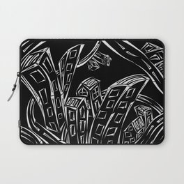 Entangled City Inverted Laptop Sleeve