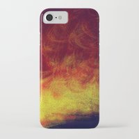 desert iPhone & iPod Cases featuring desert by donphil