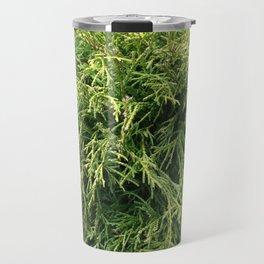 Combed Greens Travel Mug
