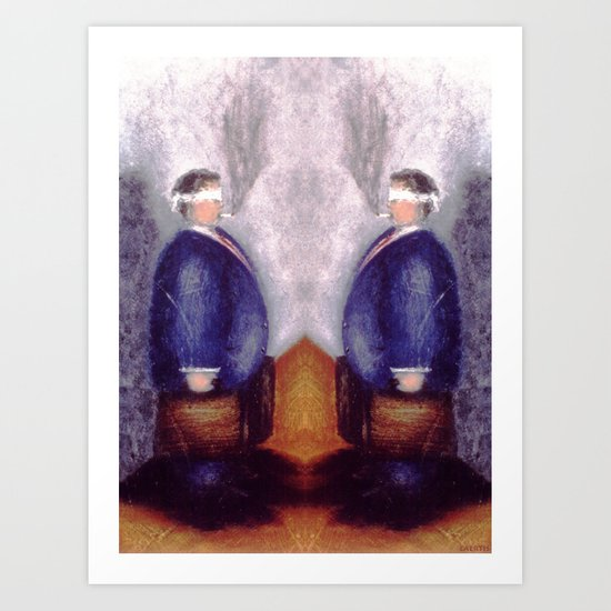 WHISTLEBLOWERS Art Print