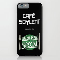 Soylent Cafe's Green Plate Special Slim Case iPhone 6s