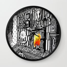 Step in# Wall Clock