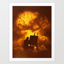 Disasterpiece Art Print