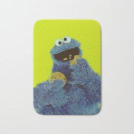 Cookie Monster Bath Mat