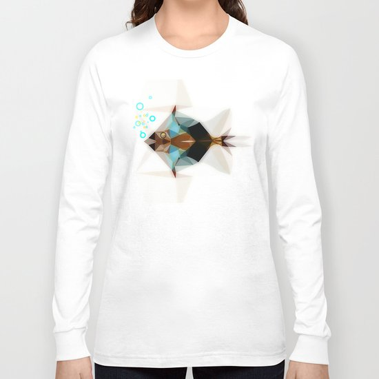 design 51 Long Sleeve T-shirt