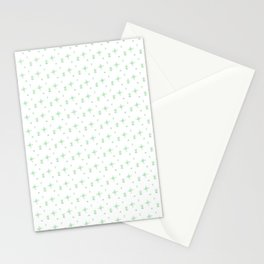 Delicate Flowers Stationery Cards