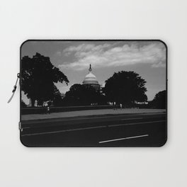 Guarding the Capitol Laptop Sleeve