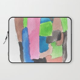 171013 Invaded Space  5  abstract shapes art design  abstract shapes art design colour Laptop Sleeve