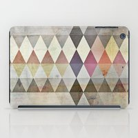 grunge iPad Cases featuring Grunge K7 by thinschi