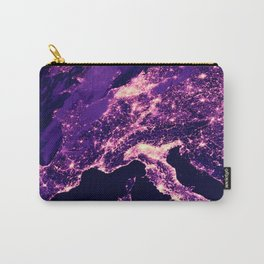 Italian Night Lit Up Carry-All Pouch