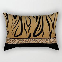 Wild Stripes Rectangular Pillow