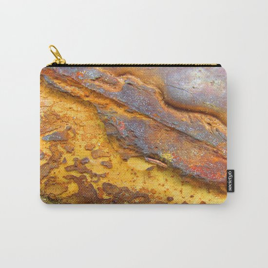 Rusted Carry-All Pouch