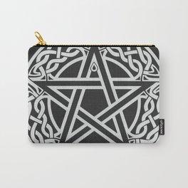 Celtic Pentagram Carry-All Pouch