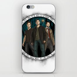 The Family Business iPhone Skin