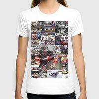 formula 1 T-shirts featuring Formula 1 Collage by Rassva