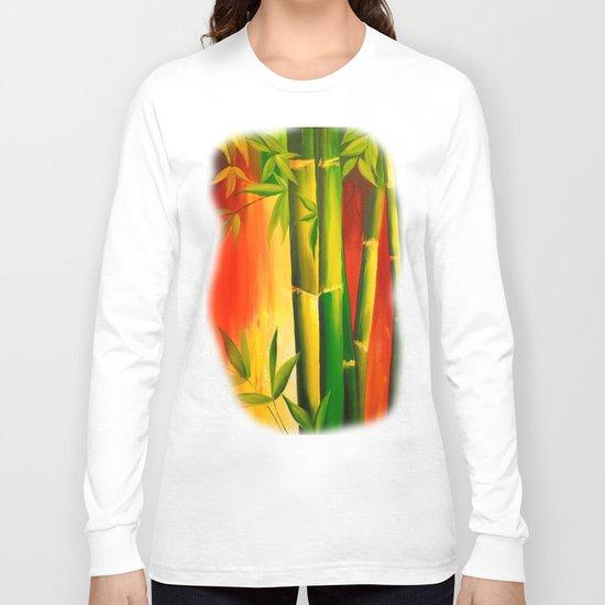 Bamboo Long Sleeve T-shirt