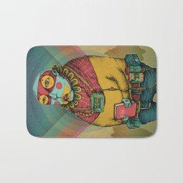 Holy Clown Bath Mat