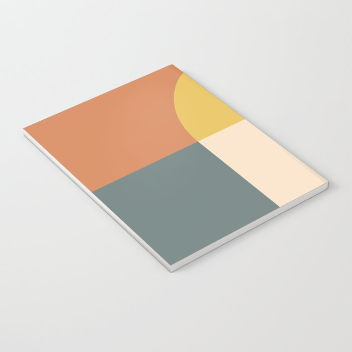 Abstract Geometric 04 Notebook
