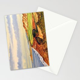Pacific Dunes - On Bandon Dunes - Golf Course 13th Hole Stationery Cards