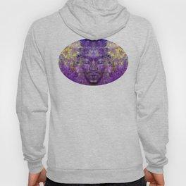 Brother Meditation X - purple Hoody