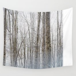 Smoky Forest Wall Tapestry