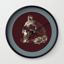 Death... you motherfucker Wall Clock