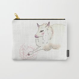 Wise Sheep Carry-All Pouch