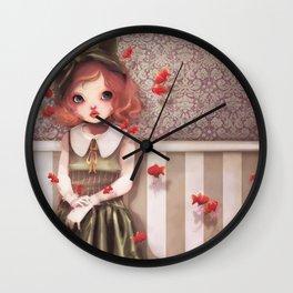 L'élégante Armada... Wall Clock