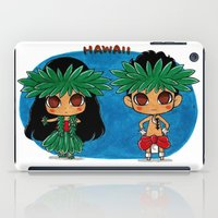 hawaii iPad Cases featuring Hawaii by sakurajoker